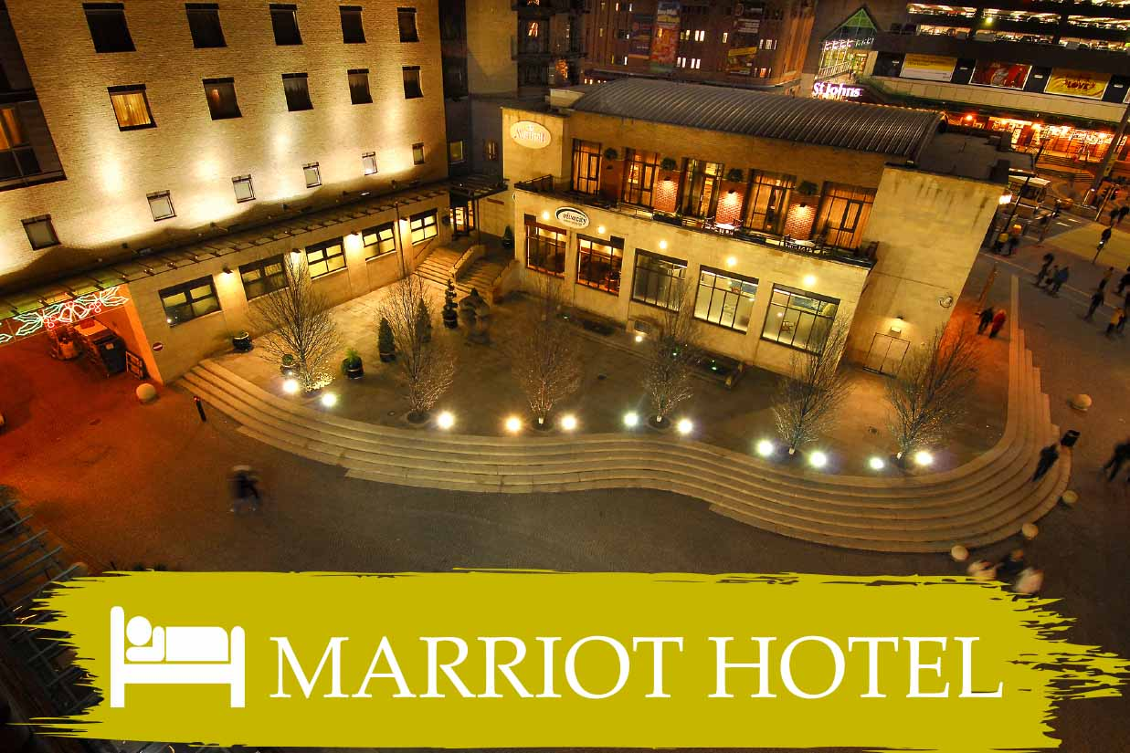 Marriot Hotel - St. Georges Quarter