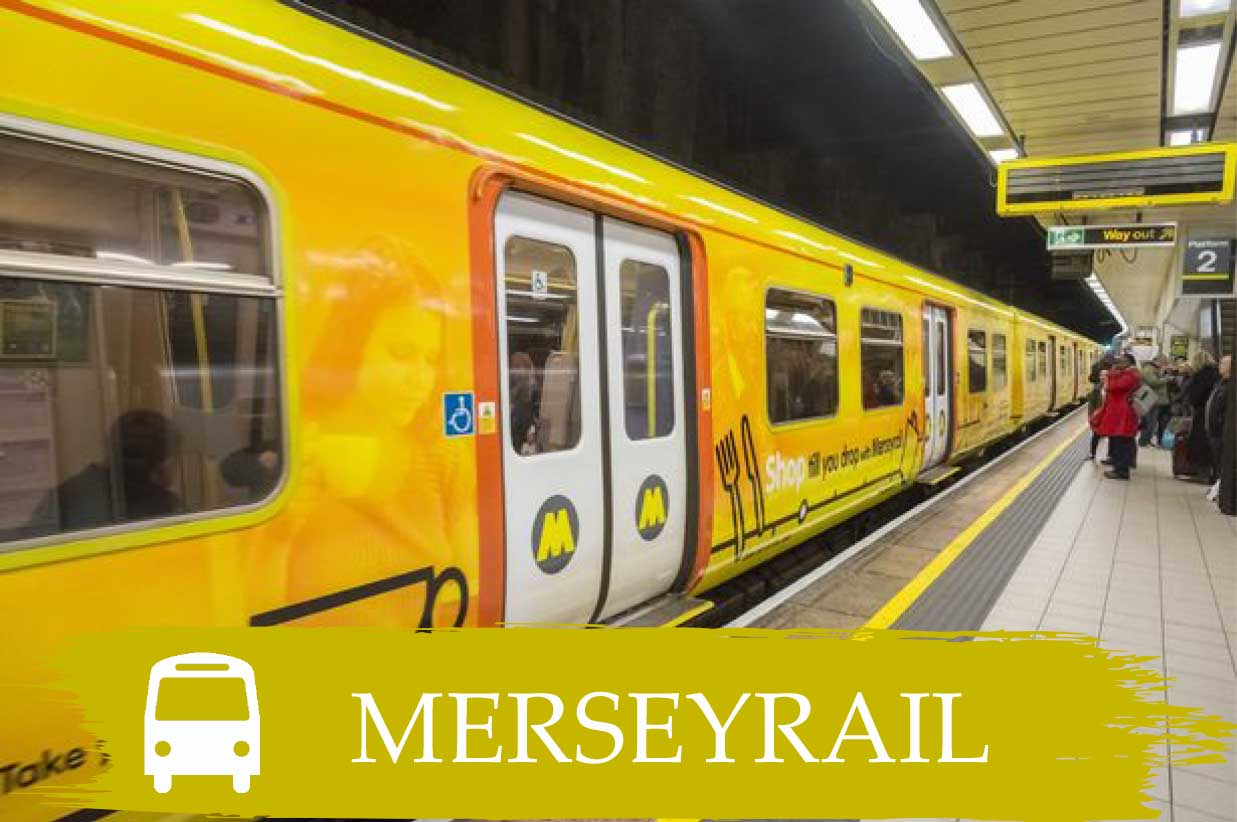 Merseyrail - St. Georges Quarter