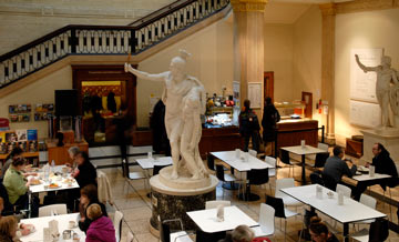 Walker Art Gallery Cafe