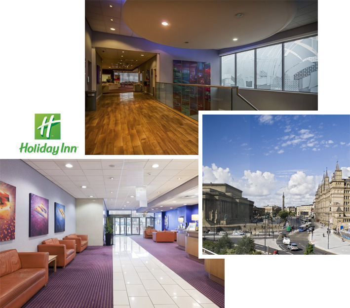 holiday inn liverpool centre