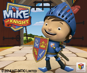 mike the knight official