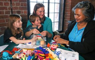Craft and Create at the Walker 28, 29 October