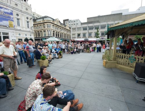 Bandstand to put the beat in city's summer