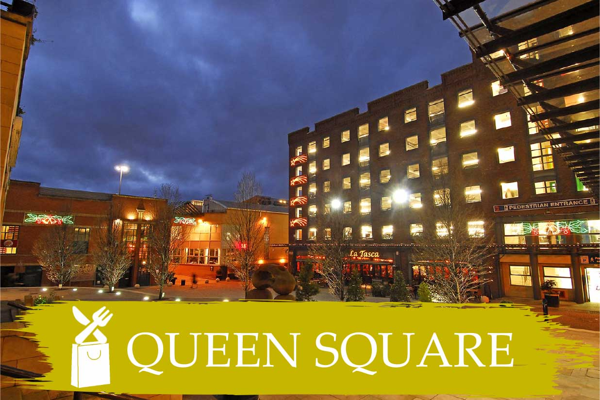 Queen Square - St. Georges Quarter
