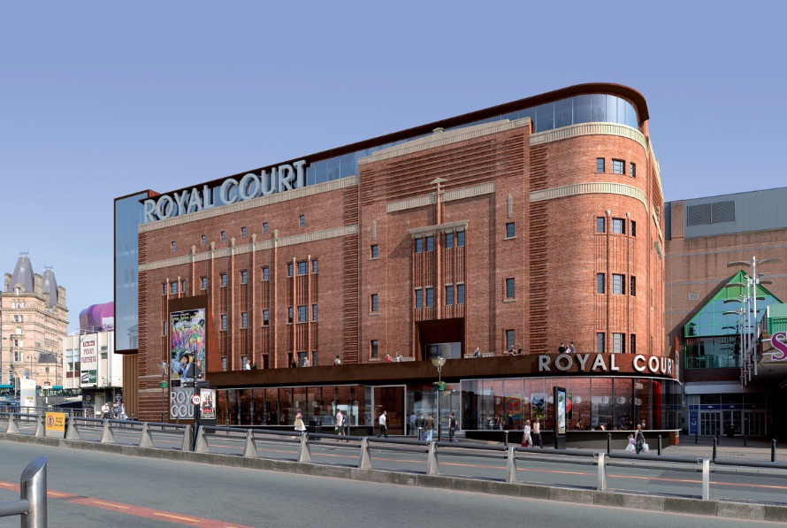 Royal Court Project funding