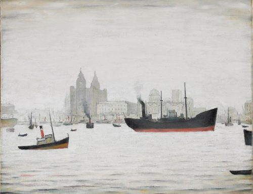 Lowry's Liverpool on Display at The Walker Art Gallery