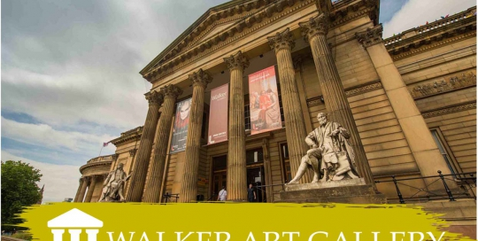 Walker Art Gallery - St. Georges Quarter